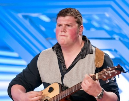 ryan mathie x factor 2013