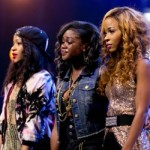 New Girl Group Named at X Factor Bootcamp: Jeanette Akua, Rielle Carrington & SeeSee form Stop, Look, Listen!