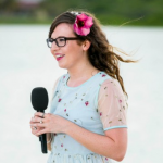 ABI ALTON singing Only You by Alison Moyet in Antigua at Judges Houses X Factor 2013