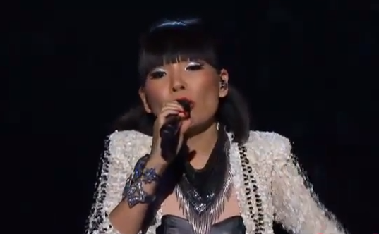 dami in The X Factor Australia 2013