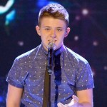Nicholas McDonald sings She's The One on The X Factor week 2 live shows