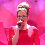 Abi Alton  That's Life by Frank Sinatra on The X Factor 2013 big band week
