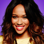 Tamera Foster hopes for a winning performance singing Cry Me A River by Ella Fitzgerald on the X Factor 2013 big band week