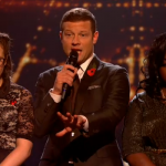 Who was voted off The X Factor big band night results show? Abi Alton