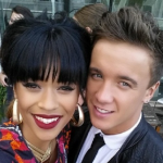 X Factor 2013 : Tamera Foster announced she and Sam Callahan are getting married and that she has written her first song