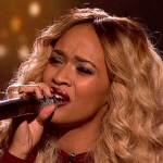 Tamera Foster We Found Love and The First Time Ever I Saw Your Face The X Factor Jukebox week
