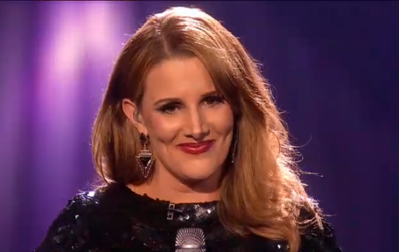 Sam Bailey X Factor winner