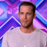 Jay James singing Say Something on The X Factor 2014 audition made Mel B Cry