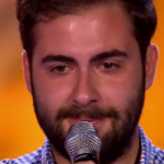 Andrea Faustini One Moment In Time on The X Factor 2014 second live show