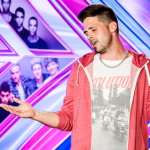 Ben Haenow Wild Horses by Rolling Stones at The X Factor 2014 Arena Auditions