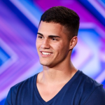 Charlie Martinez singing Hero on The X Factor UK 2014 Auditions getting clearance from the American Air Force and the Pentagon