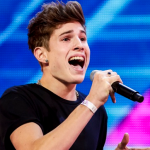 Ed Goacher Just the Way You Are at The X Factor 2014 Arena Auditions