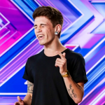 Jake Sims When The Sun Goes Down on The X Factor 2014 Arena Auditions
