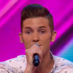 Jordan Morris All Of Me on The X Factor 2014 Arena Audition
