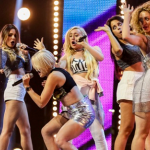 Rouge Kiss singing Fancy at The X Factor 2014 Arena Auditions