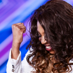 Ten Senah looked a little Drunk singing at her X Factor 2014 Auditions for the judges