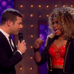 Fleur East delivered a sexy and hot performance of Lady Marmalade on The X Factor 2014