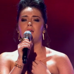 Lola Saunders sings Stay With Me on The X Factor first live show retuning as a wildcard