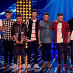 Stereo Kicks Boys Of Summer The X Factor 2014 Eighties week helped by Niall Horan from One Direction