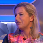 Katie Hopkins used her X Factor appearance to slate Stereo Kicks linking them to an STI Clinic and would brillo pad her eyebrows than watch Fluer