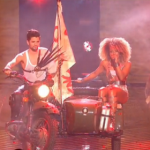 Fleur East Can't Hold Us by Macklemore and Ryan Lewis on The X Factor 2014 final