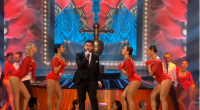 Andrea Faustini sang Feeling Good by Nina Simone to a 10,000 strong audience on The X Factor 2014 final. During the week the Italian singer performed at the Royal Albert […]