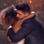 Simon Cowell get his two acts Ben and Fleur in the Overs Category to the last day of The X Factor 2014 final