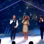 Take That opens The X Factor 2014 Live show performing with the three Finalist