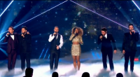 Take That open The X Factor 2014 Live show performing with the three Finalist Andrea Faustini, Ben HHaenow and Fluer East. The world famous band performed 'Star', one of their […]