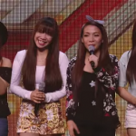 4th power band members from the Philippines impressed on The X Factor singing Bang Bang