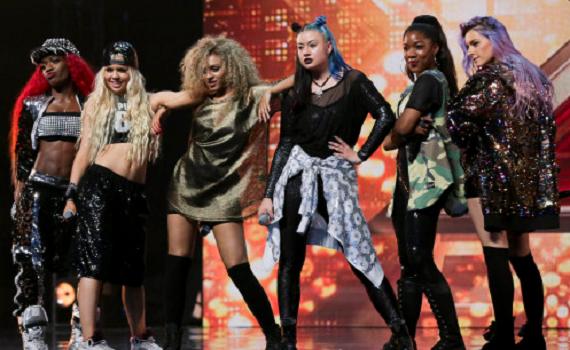 Black Eyed Peas Singing Group 102