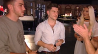 Christian Burrows, Sacha Taylor and James Craise impressed the judges singing 7 Years by Lukas Graham on The X Factor boot-camp 2016.