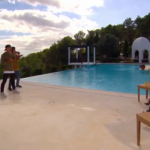 Where is Louis Walsh's villa in Ibiza on The X Factor Judges Houses 2016?