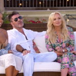 Simon Cowell confessed that his large toe was exposed at The X Factor Judges Houses in Malibu