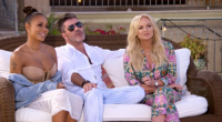 "Simon Cowell confessed that his large toe was exposed on The X Factor Judges Houses in Malibu. Speaking on the Xtra Factor Simon said: ""I can confirm that I have..."
