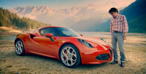 Top Gear Afghanistan 2014 on Top Gear 2014