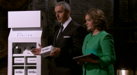 Graham and Fiona Fraser-Bell pitched for investment on Dragons Den for their Accentuate accent game. The duo came to the den seeking a £45,000 investment for a 15% equity.