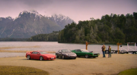 Jeremy Clarkson, Richard Hammond and James May visit Argentina to a Porsche 928, Lotus Esprit and a classic Ford Mustang through their paces in Argentina on Top Gear Patagonia Christmas […]