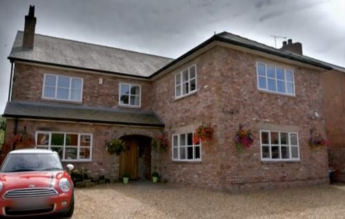 Derek Acorah house