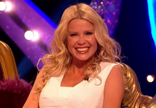 Melinda Messenger house