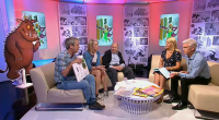 This week is Children's Book Week, and three leading figures in children literature, Sir Quentin Blake, Lauren Child, and Axel Scheffler, discuss illustrations in literature with Philip and Holly on […]