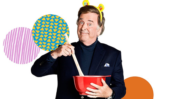 children in need 2013 with Terry Wogan