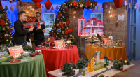 Steve Wilson showcase a few Christmas gifts ideas for girls and boys on This Morning for under twenty five pounds to over one hundred pounds. They children's gifts included: MINECRAFT […]