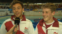Tom Daley and diving partner James Denny wins silver for the 10m synchronised diving at The Commonwealth Games. The pair took home 399.36 points, but lost out on the gold […]
