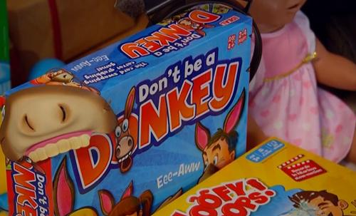 domkey