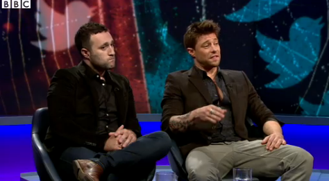duncan james and anthony costa bonb and rape treath