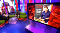 Saturday Kitchen host James Martin came to the One Show today to promote his first UK tour called Place Mates and Automobile and also to talk about his new cookbook […]