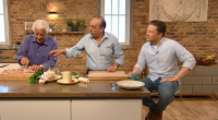 Jamie Oliver joined his former employers, Gennaro Contaldo and Antonio Carluccio, to re-launch his food revolution initiative on Saturday Kitchen. The imitative was first launched 5 years ago world wide […]