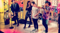 Luminites performed their latest track live on ITV's This Morning program earlier today and it sounded good enough to be released as the band's first single. This new band that […]