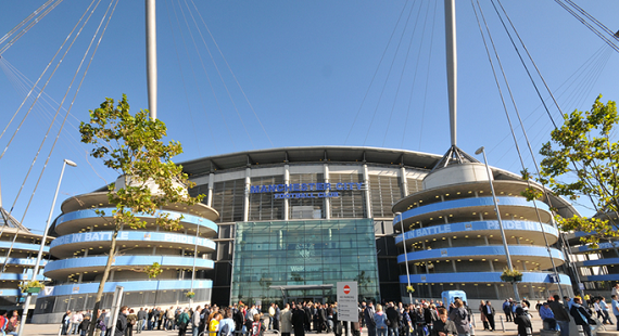 manchester city ground
